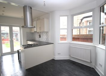 Thumbnail 4 bed terraced house to rent in Westbury Avenue, London