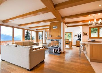 Thumbnail 5 bed property for sale in Chalet Ours, Anzère, Valais, Switzerland