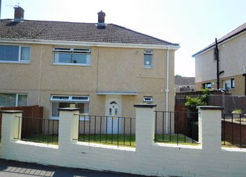 Thumbnail 3 bed semi-detached house for sale in Greenhill Place, Gelligaer, Ystrad Mynach
