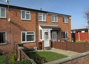 Thumbnail 3 bed town house to rent in Gateways, Outwood, Wakefield