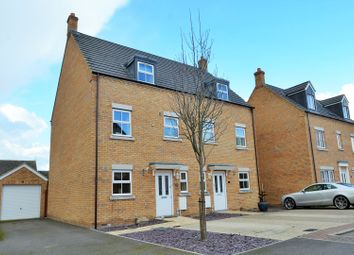Thumbnail 3 bedroom semi-detached house for sale in Lester Way, Littleport