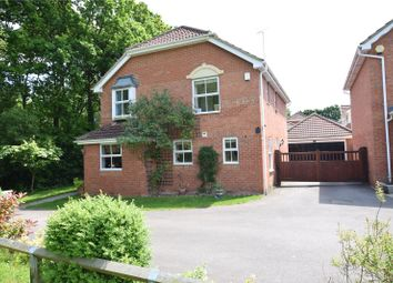 Thumbnail 4 bed detached house for sale in Neuman Crescent, Bracknell, Berkshire
