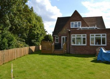 Thumbnail 3 bedroom detached house for sale in Old Hadlow Road, Tonbridge