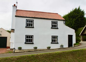Thumbnail 2 bed detached house for sale in The Green, Elwick, Hartlepool
