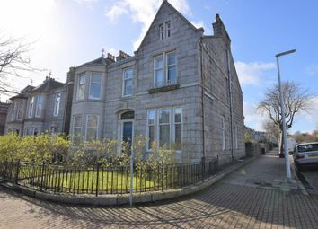 Thumbnail 1 bed flat to rent in Fountainhall Road, West End, Aberdeen