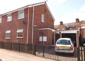 Thumbnail 3 bedroom semi-detached house for sale in Kempson Road, Aylestone, Leicester, Leicestershire