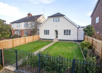 Thumbnail 3 bed detached house for sale in Thaxted Road, Saffron Walden, Essex