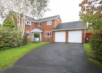 Thumbnail 4 bedroom detached house for sale in Cornfield, Cottam, Preston