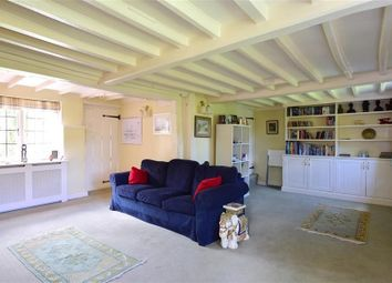 Thumbnail 4 bed cottage to rent in The Street, Plaistow, Billingshurst
