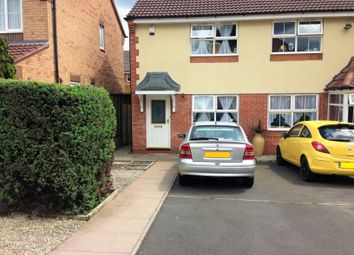 2 bed semi-detached house to rent in Marshbrook Close, Pype Hayes, Erdington B24