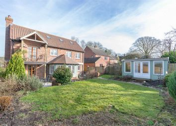 Thumbnail 5 bed detached house for sale in High Street, Tittleshall, King's Lynn
