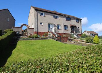 Thumbnail 3 bed semi-detached house for sale in Burns Road, Greenock