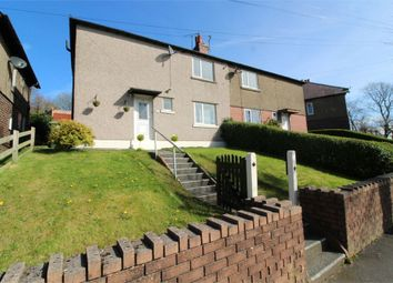 Thumbnail 3 bed semi-detached house for sale in Castle Drive, Penrith, Cumbria