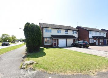 Thumbnail 3 bed property for sale in Halesworth Road, Pendeford, Wolverhampton