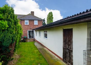 Thumbnail 3 bed semi-detached house for sale in The Avenue, New Haw, Addlestone