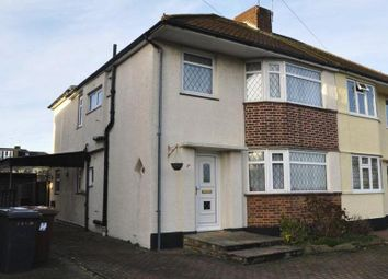 Thumbnail 3 bed semi-detached house for sale in Allandale Crescent, Potters Bar