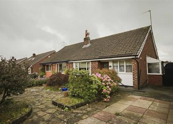 Thumbnail 2 bed semi-detached bungalow for sale in Brownhill Road, Ramsgreave, Blackburn