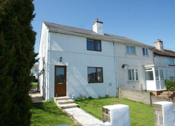 Thumbnail 3 bed end terrace house for sale in Brixham Road, Paignton