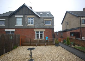 Thumbnail 3 bed semi-detached house for sale in Cooperative Villas, Langley Moor, Durham