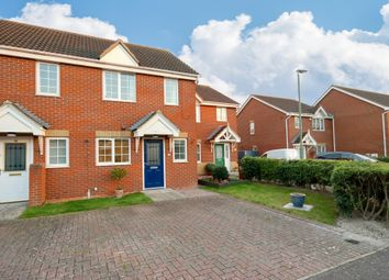 Thumbnail 2 bedroom terraced house to rent in Redwing Rise, Royston