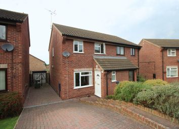 Thumbnail 3 bedroom semi-detached house to rent in Hillcrest, Bar Hill, Cambridge