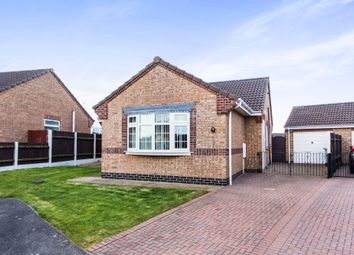 Thumbnail 2 bed detached bungalow for sale in Well Vale Close, Chapel St. Leonards, Skegness