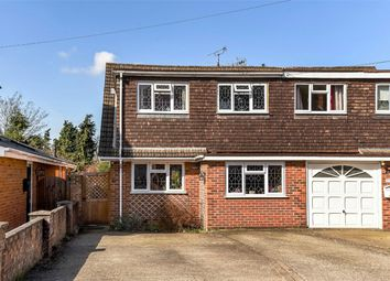 Thumbnail 3 bed semi-detached house for sale in Forest Road, Crowthorne, Berkshire