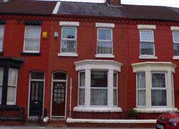 Thumbnail 4 bedroom terraced house for sale in Halsbury Road, Liverpool