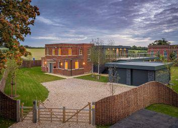 Thumbnail Detached house for sale in Pakenham, Bury St Edmunds, Suffolk