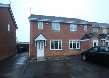 Thumbnail 3 bed semi-detached house for sale in Hemfield Close, Ince, Wigan