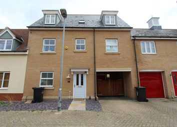 Thumbnail 3 bed town house to rent in James Parnell Drive, Colchester