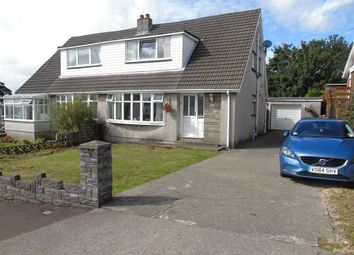 Thumbnail 3 bed semi-detached house for sale in Smiths Road, Birchgrove, Swansea