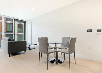 Thumbnail 1 bed flat to rent in Windlass House, Royal Wharf