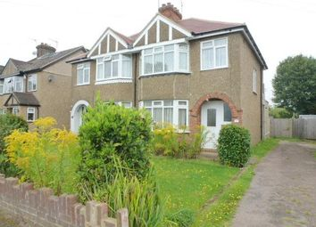 Thumbnail 3 bedroom semi-detached house to rent in Astwick Avenue, Hatfield