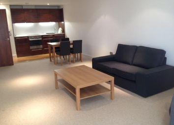 Thumbnail 1 bed flat to rent in Regatta Quay, Ipswich