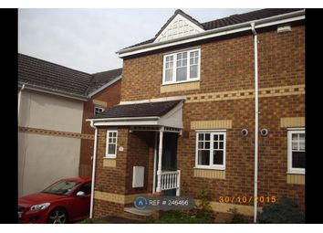Thumbnail 2 bed semi-detached house to rent in Glangavenny, Abergavenny