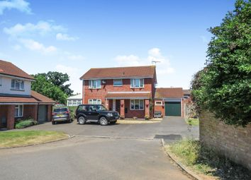 Thumbnail 4 bed detached house for sale in Sundew Close, Taunton