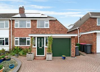 Thumbnail 4 bed semi-detached house for sale in Goodere Drive, Polesworth, Tamworth