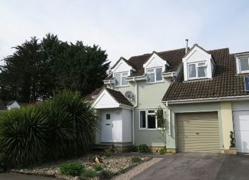 Thumbnail 4 bed property for sale in Walnut Close, Axbridge