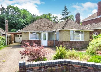 Thumbnail 2 bed detached bungalow for sale in Redhatch Drive, Earley, Reading