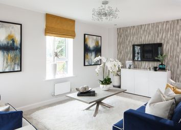"Thumbnail 4 bedroom detached house for sale in ""Hesketh"" at Haydock Park Drive, Bourne"