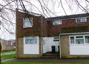 Thumbnail 3 bed end terrace house for sale in Martin Close, Basingstoke