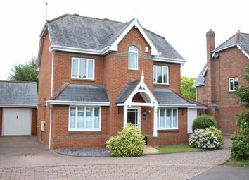 Thumbnail 4 bedroom detached house for sale in Raymond Road, Maidenhead