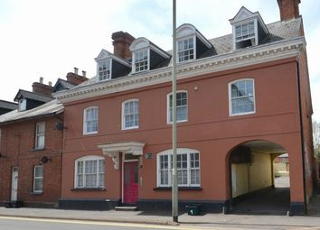 Thumbnail 1 bed flat for sale in Leat Street, Tiverton
