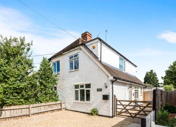 Thumbnail 3 bed semi-detached house for sale in Cumnor Road, Boars Hill, Oxford