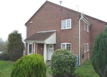 Thumbnail 1 bedroom semi-detached house to rent in Prestbury Close, Oakwood