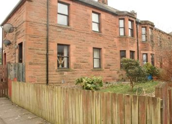 Thumbnail 3 bed flat for sale in 16 Goldie Crescent, Dumfries