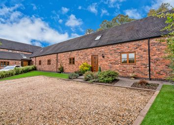 Thumbnail 4 bedroom barn conversion to rent in Lodge Lane, Cannock