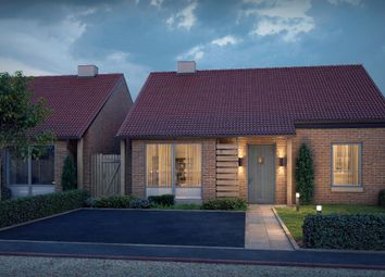 Thumbnail 2 bed bungalow for sale in Brand New - Chapel Waters, Rhodesia, Worksop.