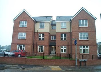 Thumbnail 2 bed flat to rent in Mill Chase Road, Alverthorpe, Wakefield